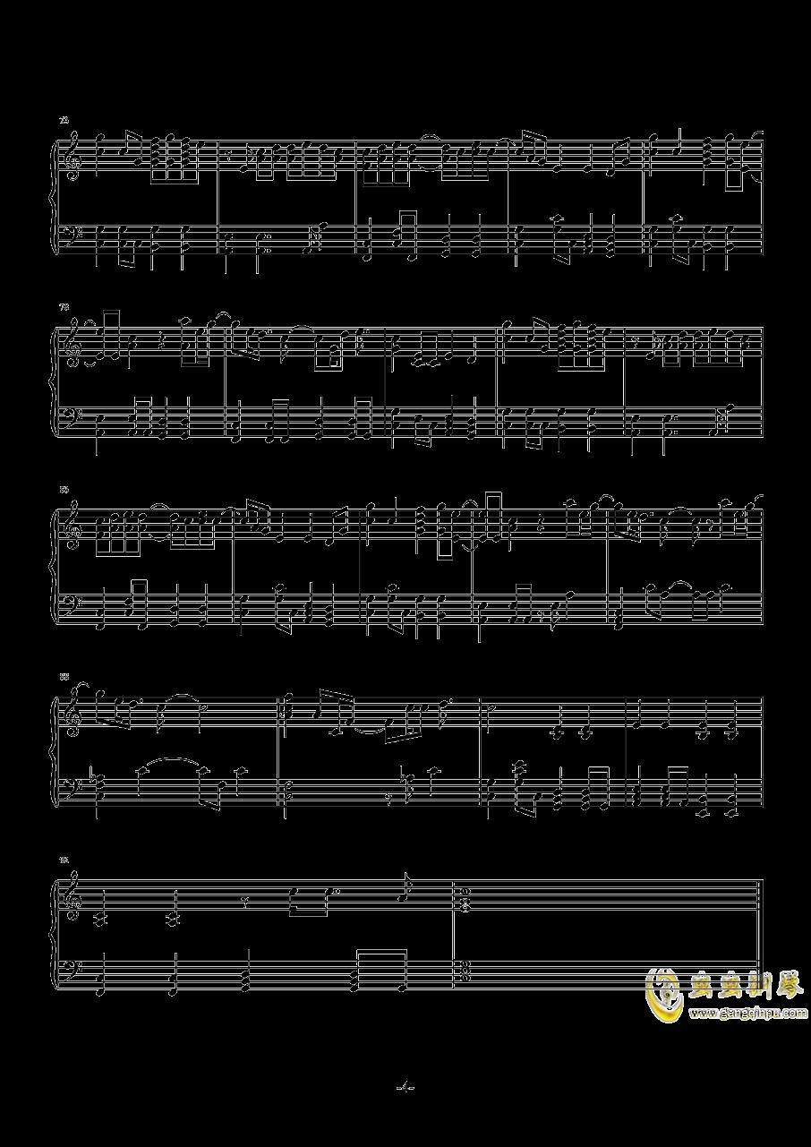 Don钢琴谱 第4页