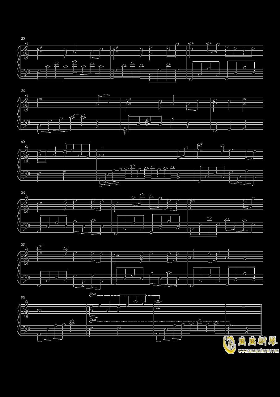 大鱼钢琴谱 第2页