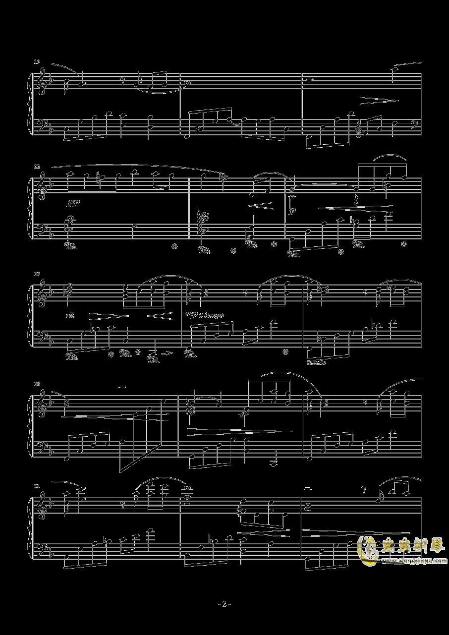 ���o蒂法的歌�琴�V 第2�