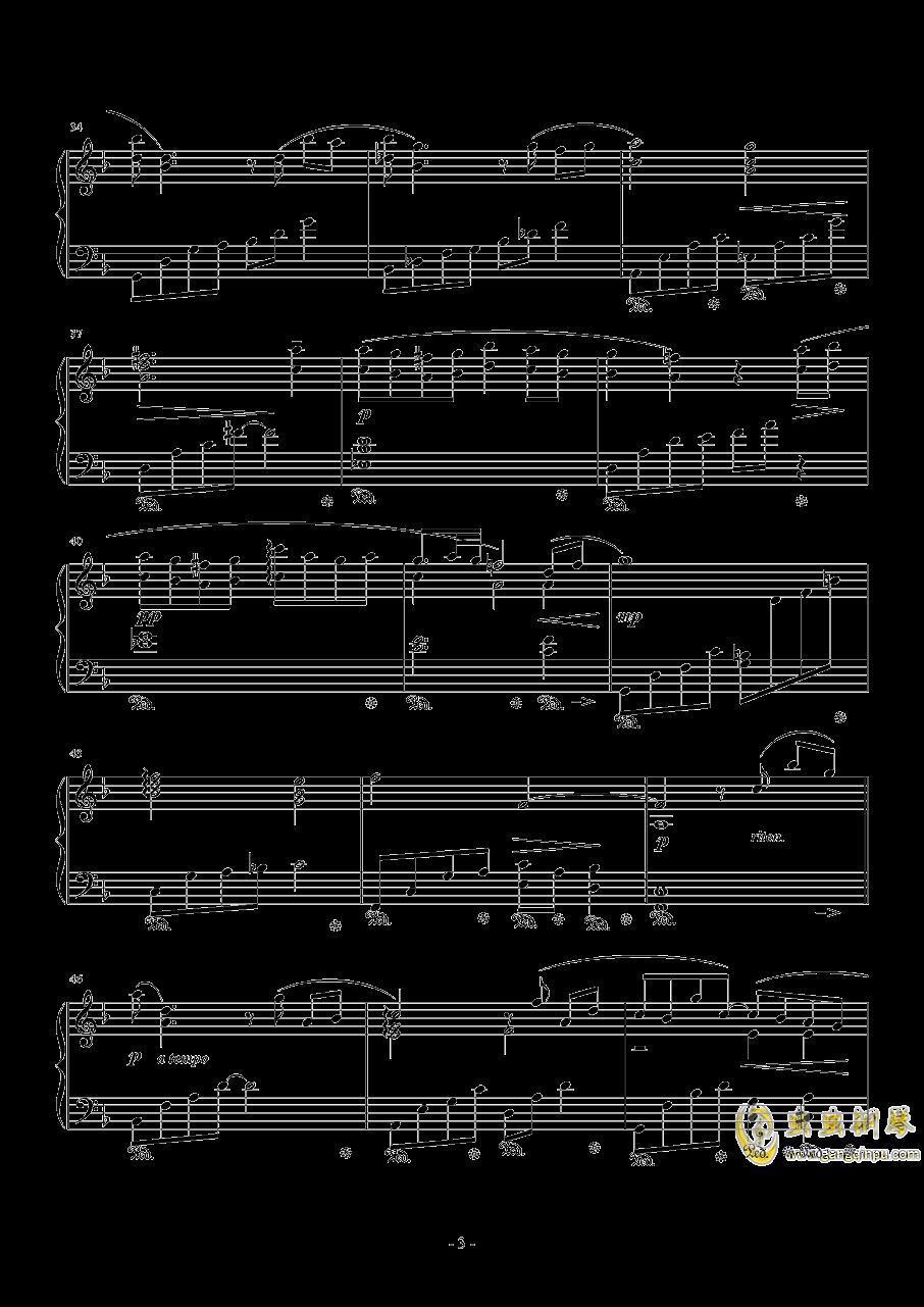 ���o蒂法的歌�琴�V 第3�