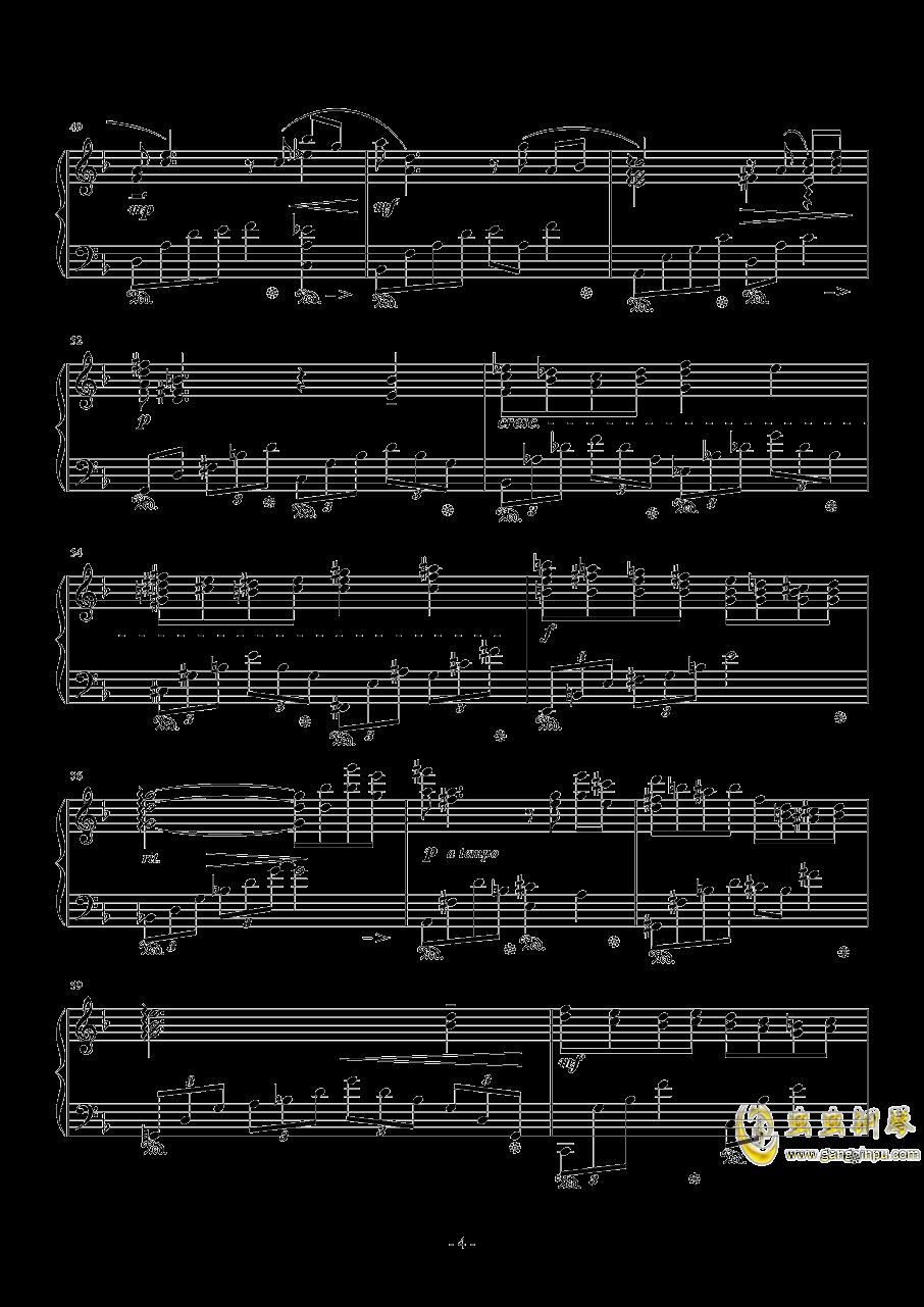 ���o蒂法的歌�琴�V 第4�