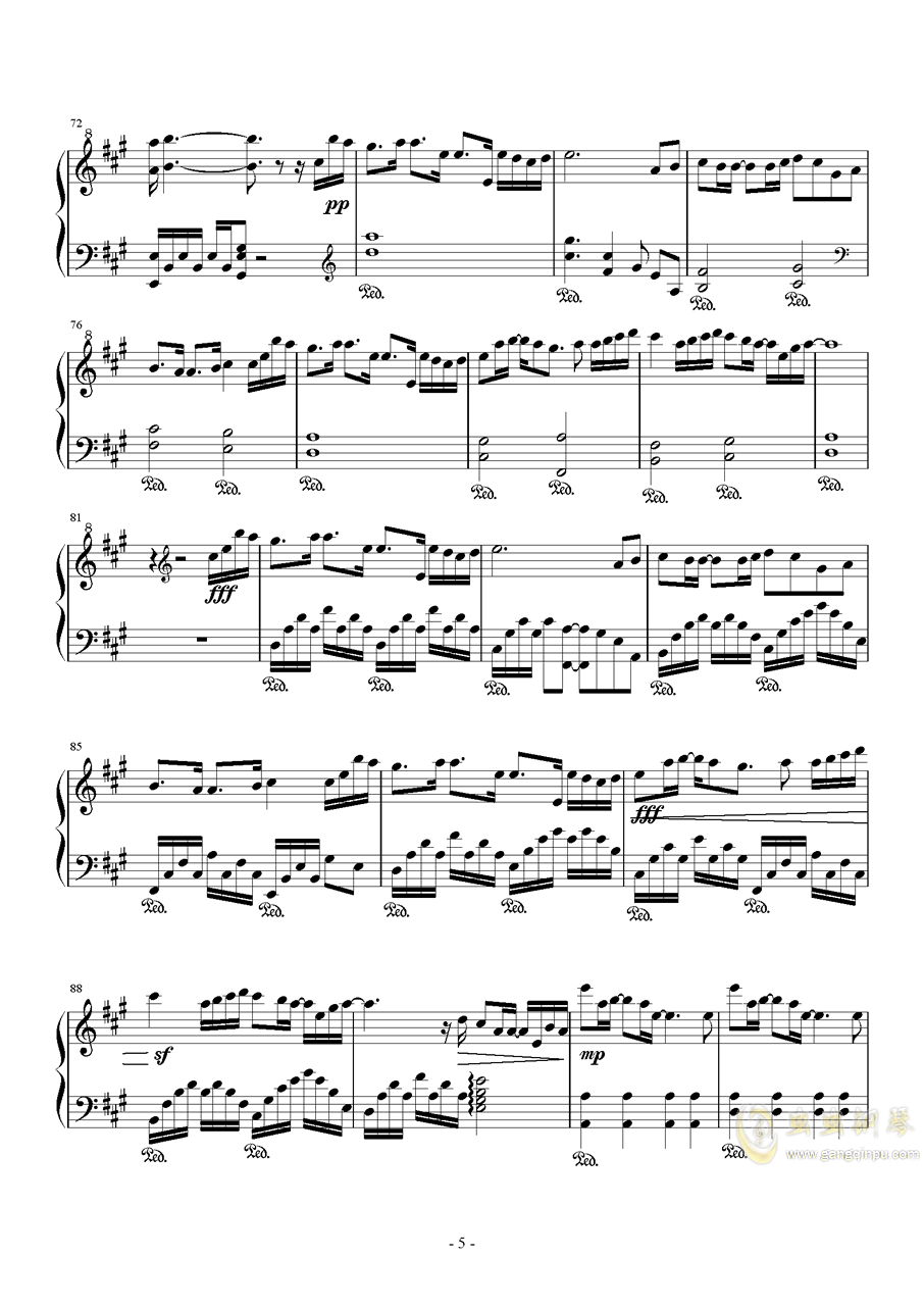 Rainbow�琴�V 第5�