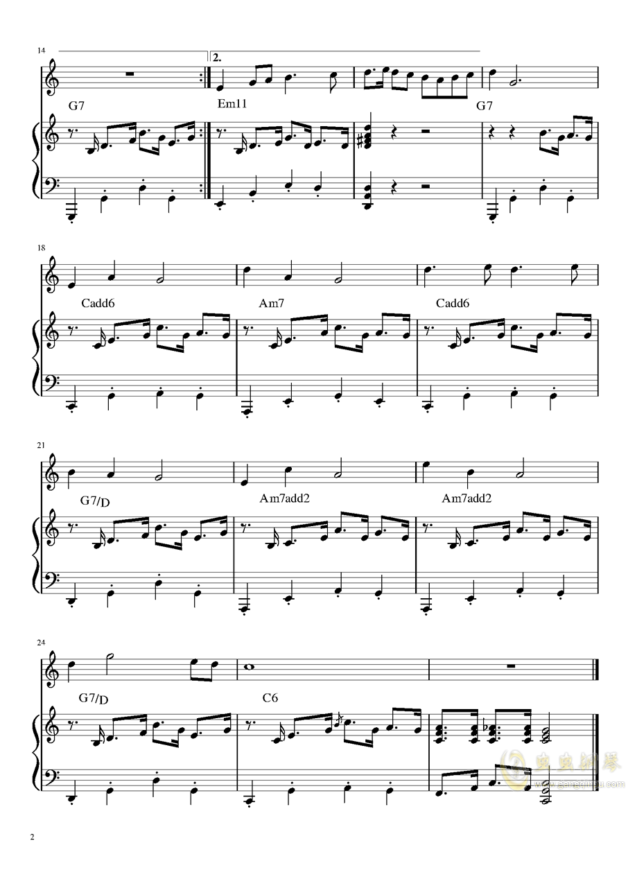 夜上海�琴�V 第2�