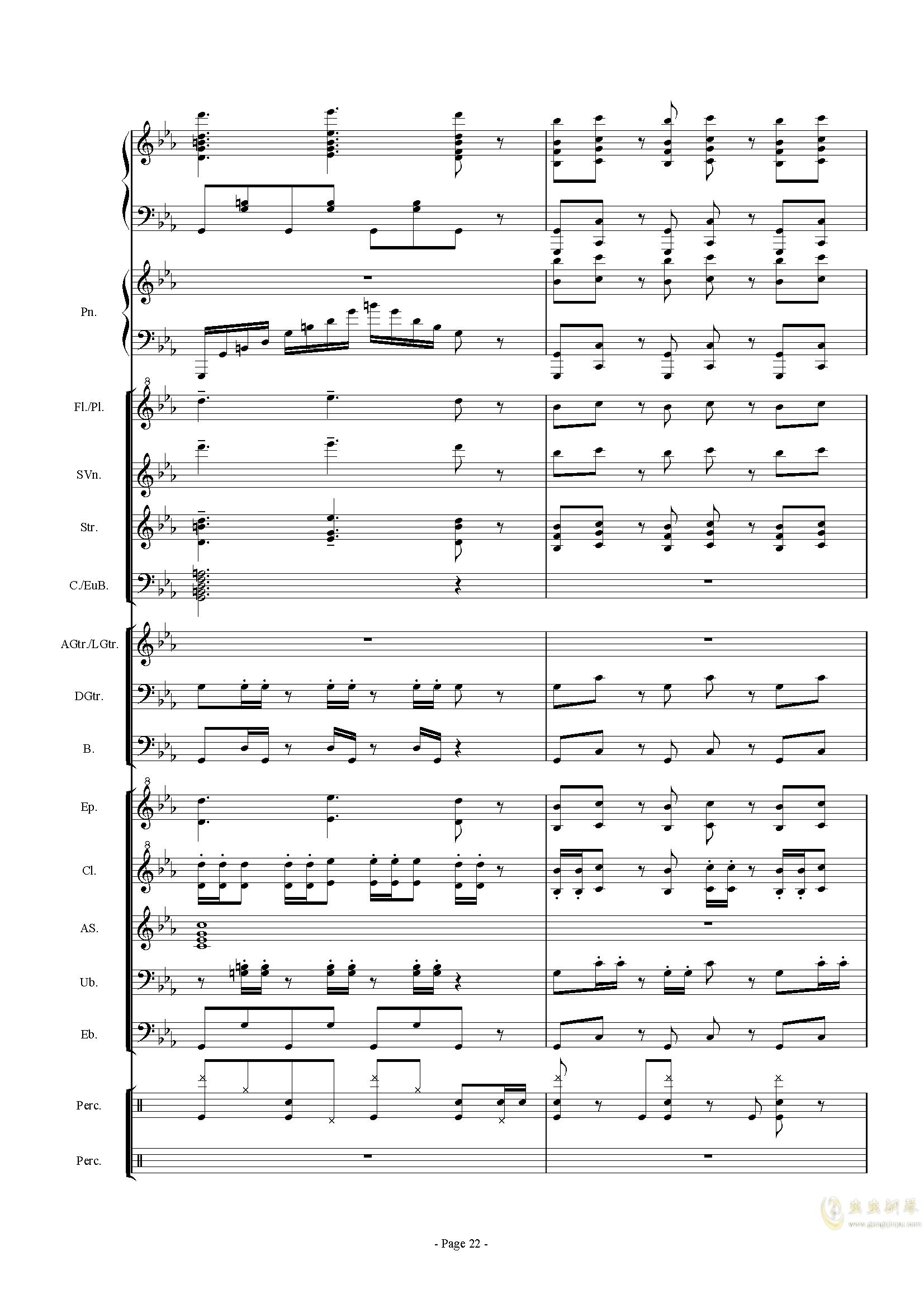 幻想世界之音0�琴�V 第22�