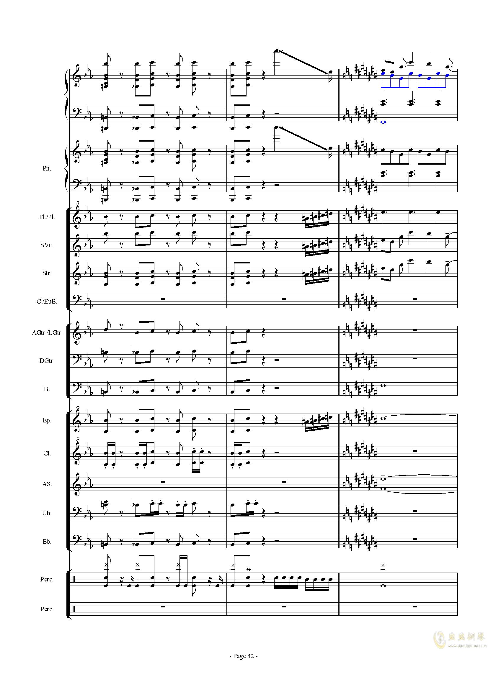 幻想世界之音0�琴�V 第42�