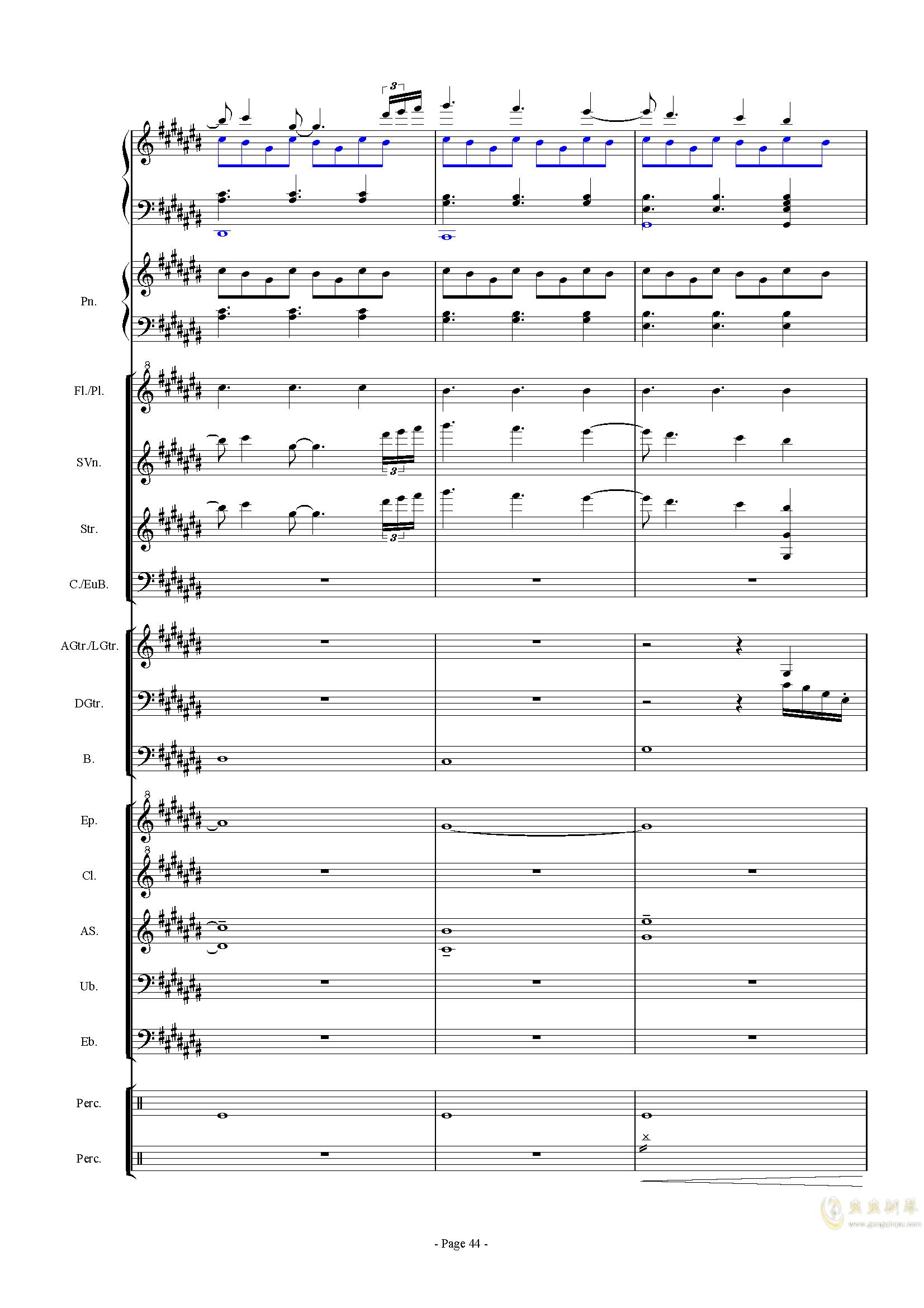 幻想世界之音0�琴�V 第44�