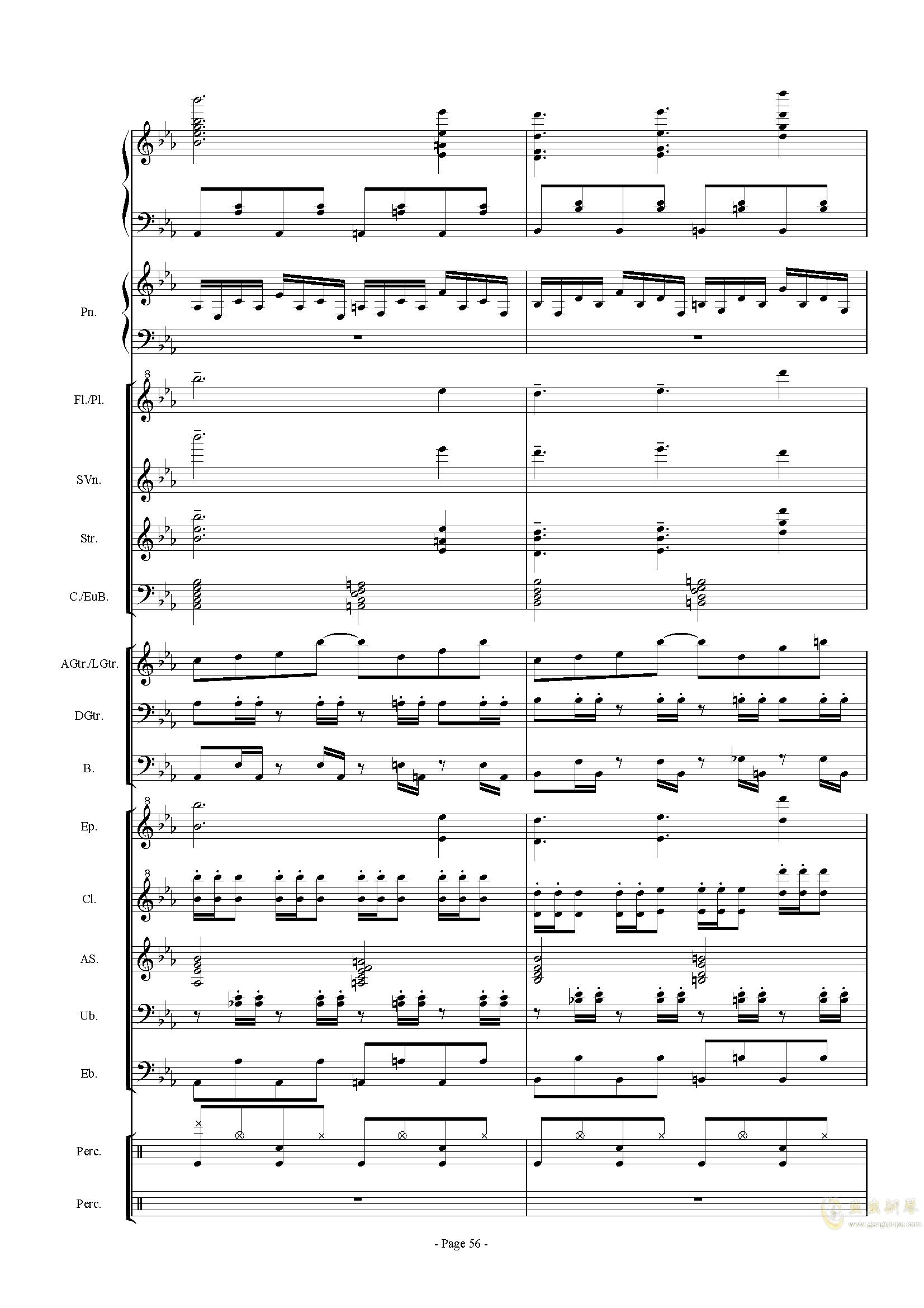 幻想世界之音0�琴�V 第56�