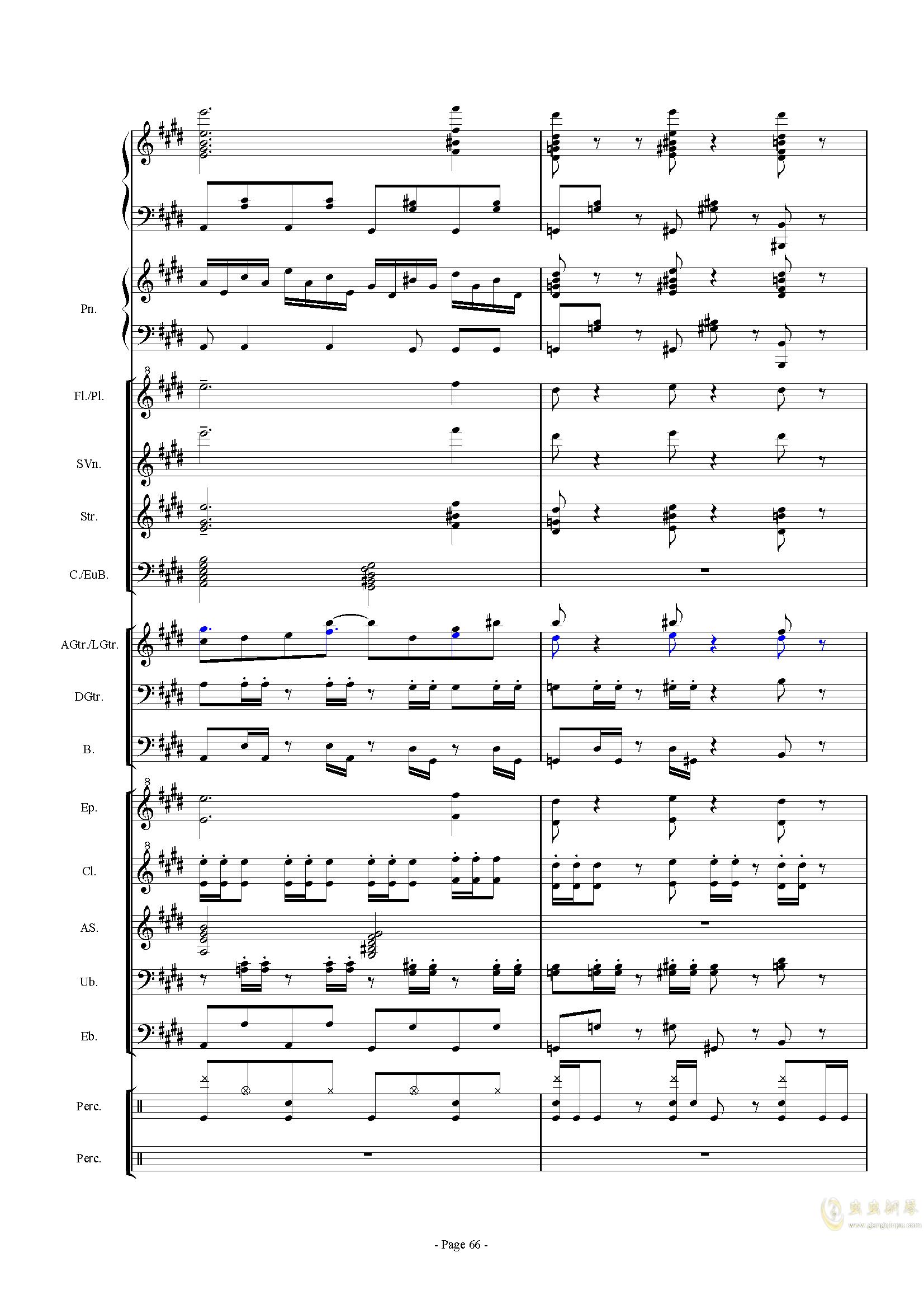 幻想世界之音0�琴�V 第66�