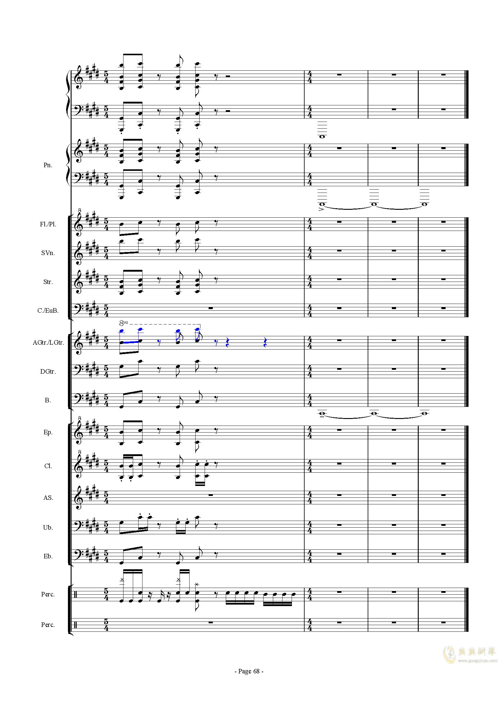 幻想世界之音0�琴�V 第68�