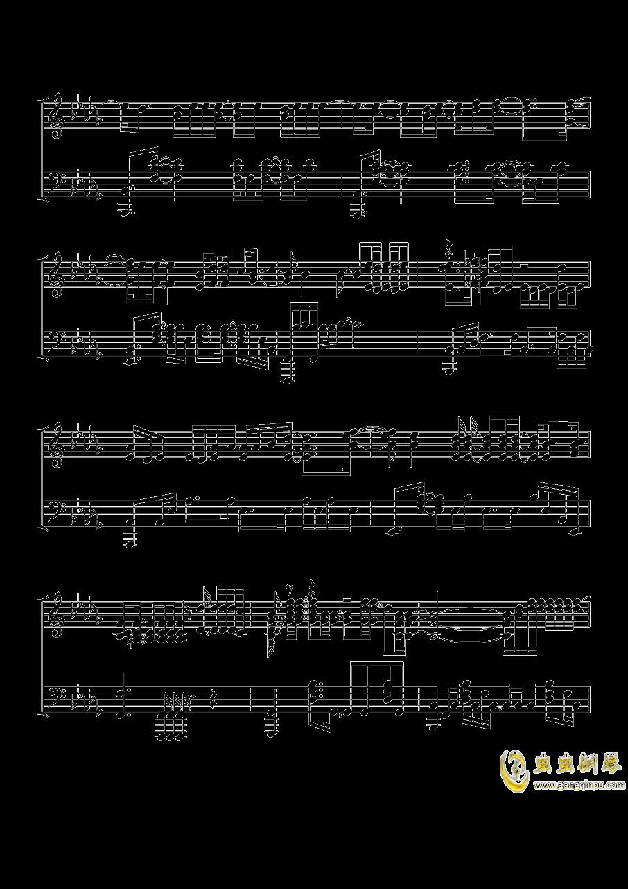 Phoenix 钢琴谱 第2页