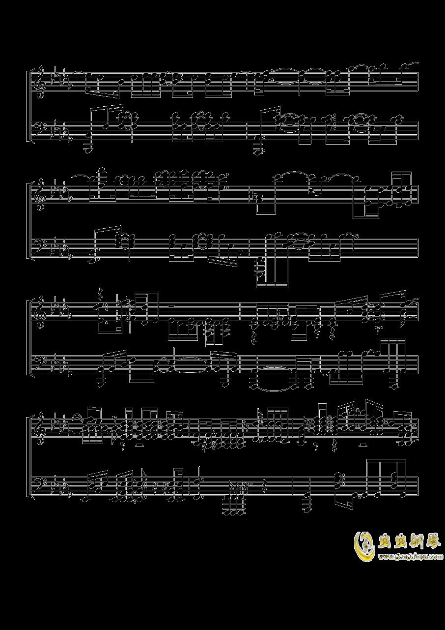 Phoenix 钢琴谱 第4页