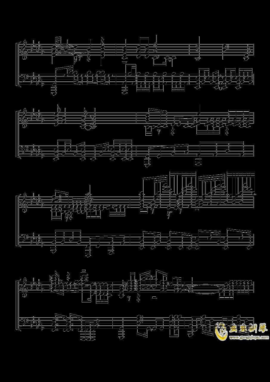 Phoenix 钢琴谱 第6页