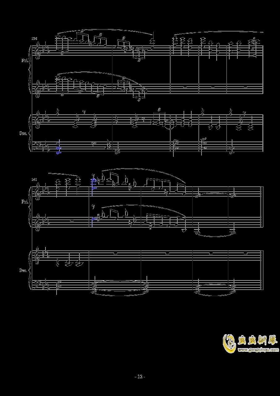 Magic Waltz Piano Duet�琴�V 第12�