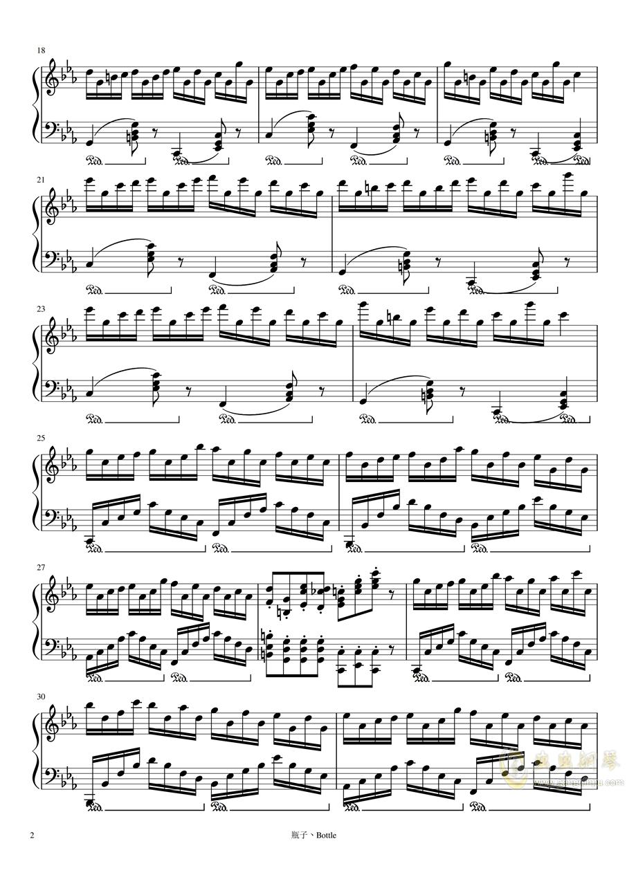 Croatian Rhapsody-克�_地��狂想曲(最接近原版)�琴�V 第2�
