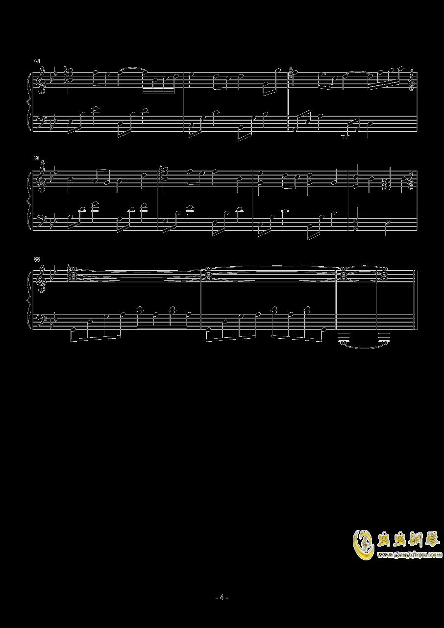 Remember钢琴谱 第4页
