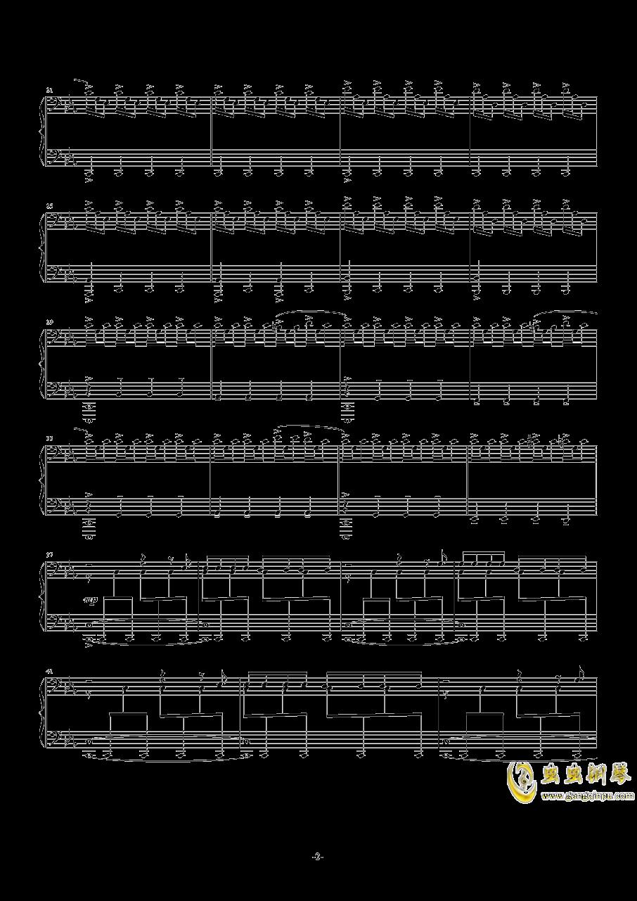 Hunk 钢琴谱 第2页