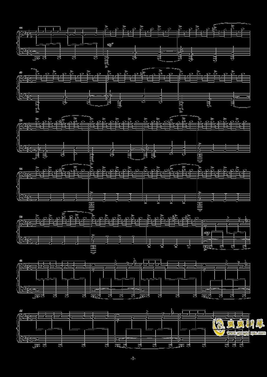 Hunk 钢琴谱 第3页