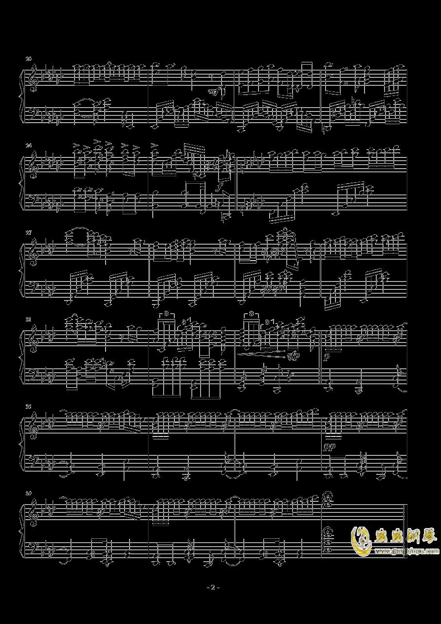 Sign钢琴谱 第3页