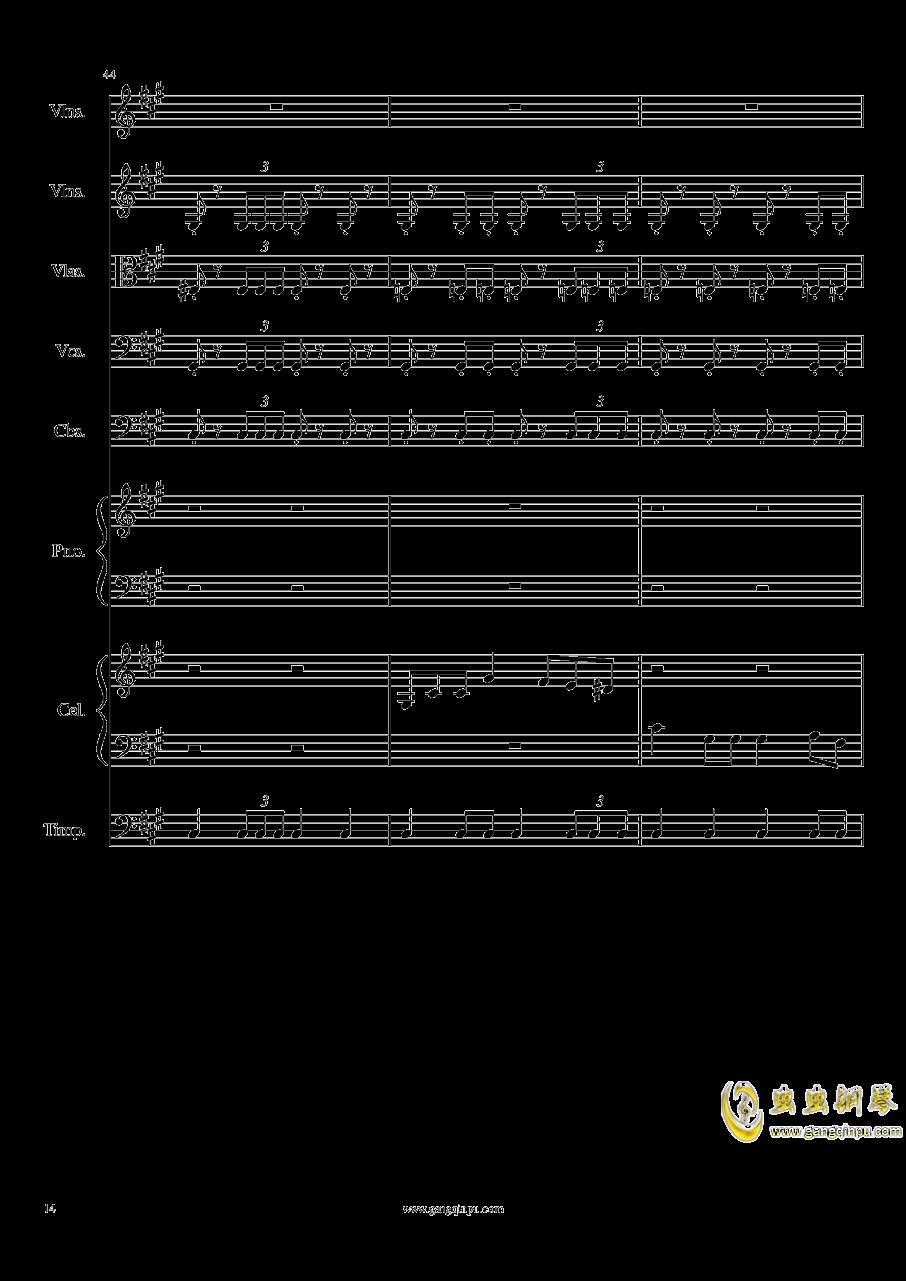 光高校庆序曲,Op.44澳门星际官网 第14页