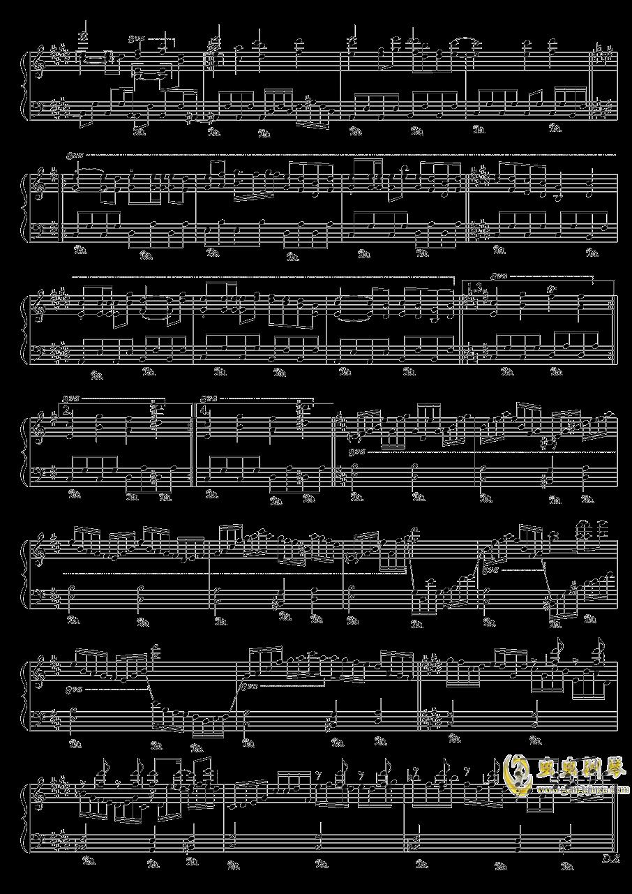 远野幻想物语钢琴谱 第2页