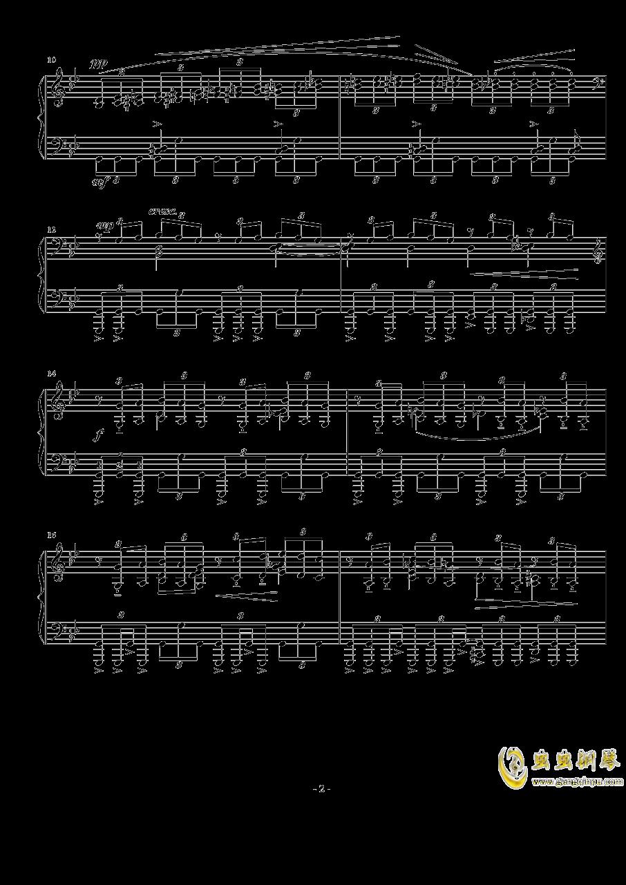 av10492 P7钢琴谱 第2页