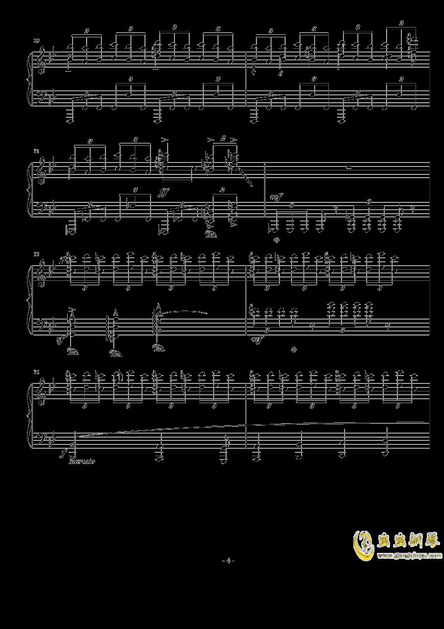 av10492 P7钢琴谱 第4页