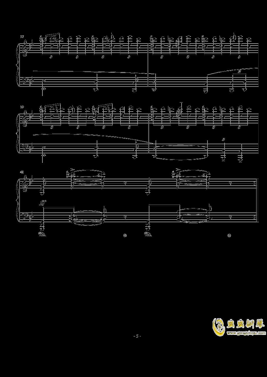 av10492 P7钢琴谱 第5页