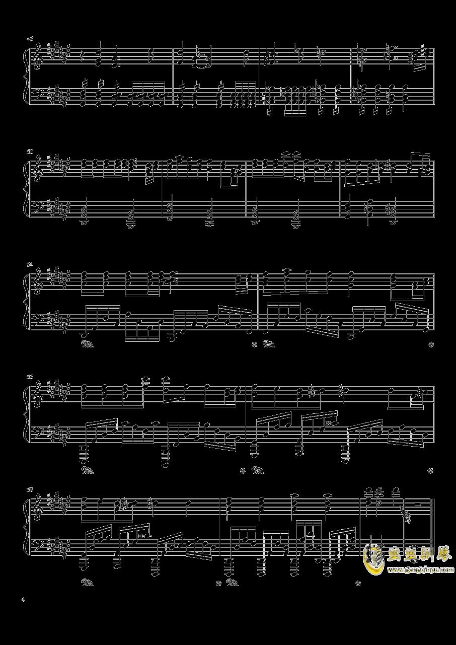 EXEC_COSMOFLIPS/.钢琴谱 第4页