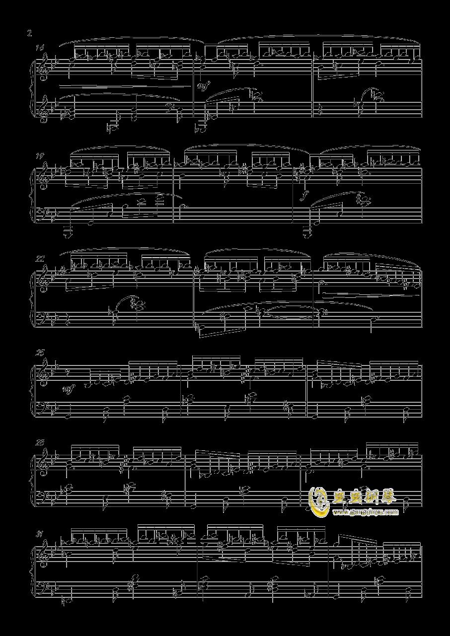 即兴曲,澳门星际官网4首,op3no4澳门星际官网 第2页