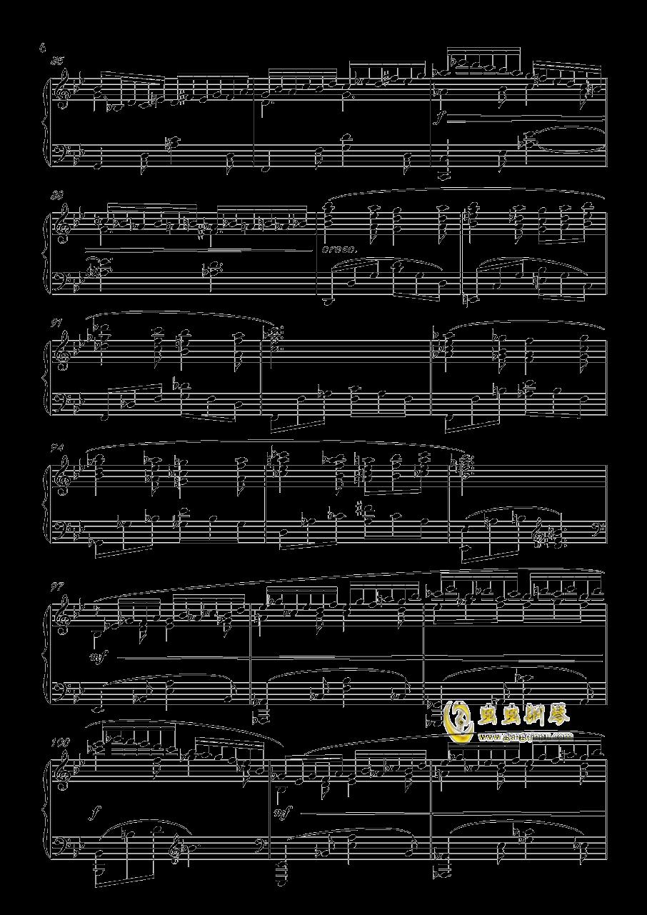 即兴曲,澳门星际官网4首,op3no4澳门星际官网 第6页