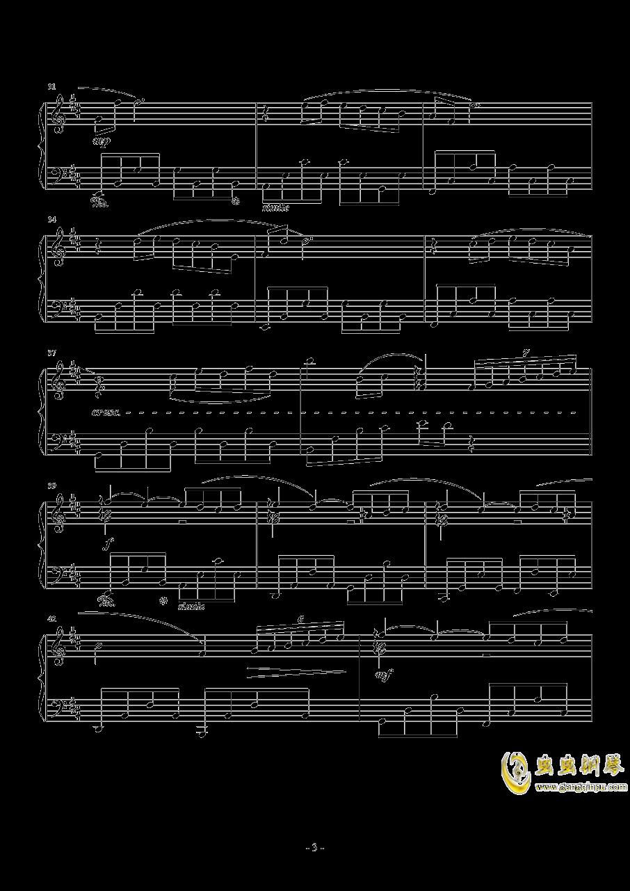 Theme of Love�琴�V 第3�