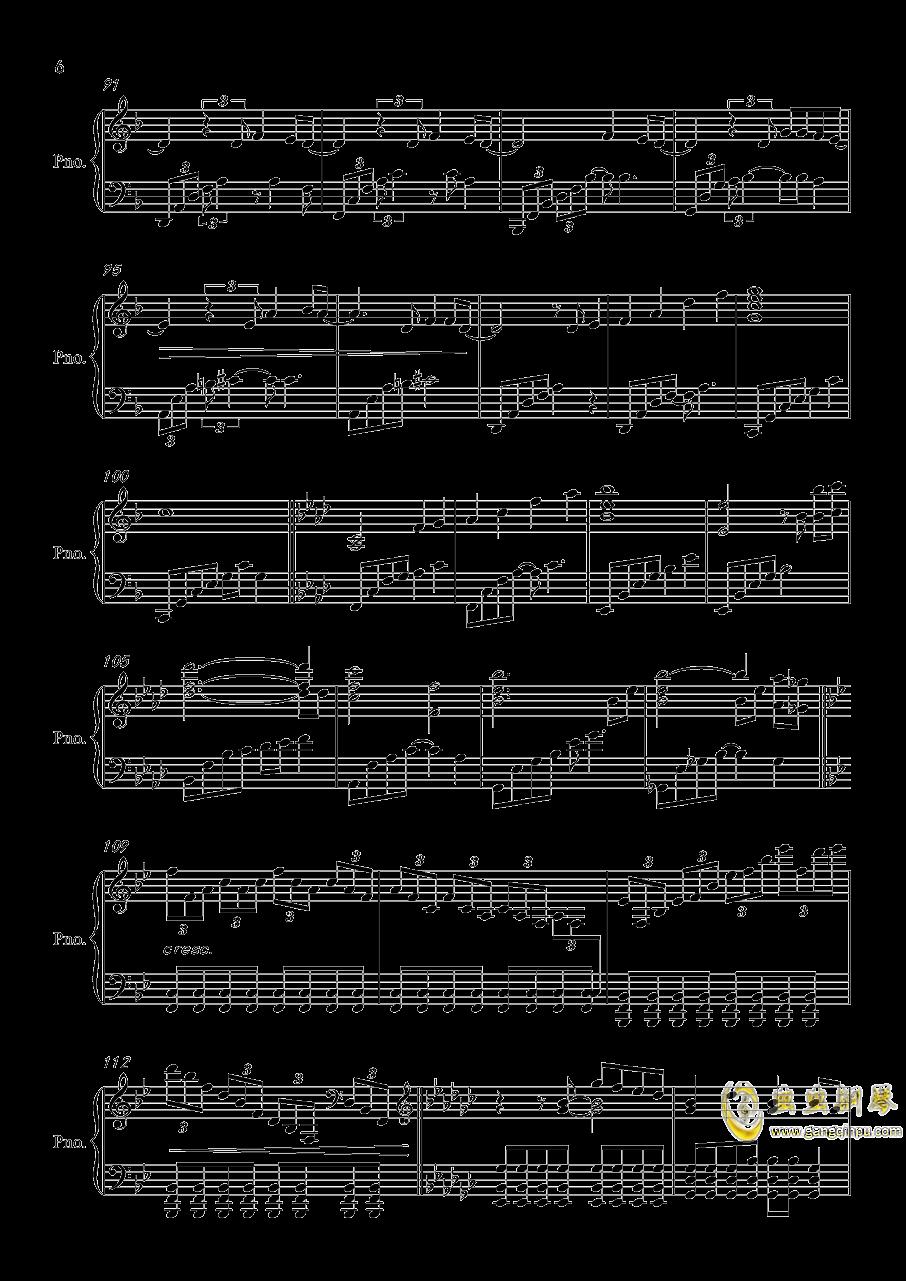 Victory钢琴谱 第6页