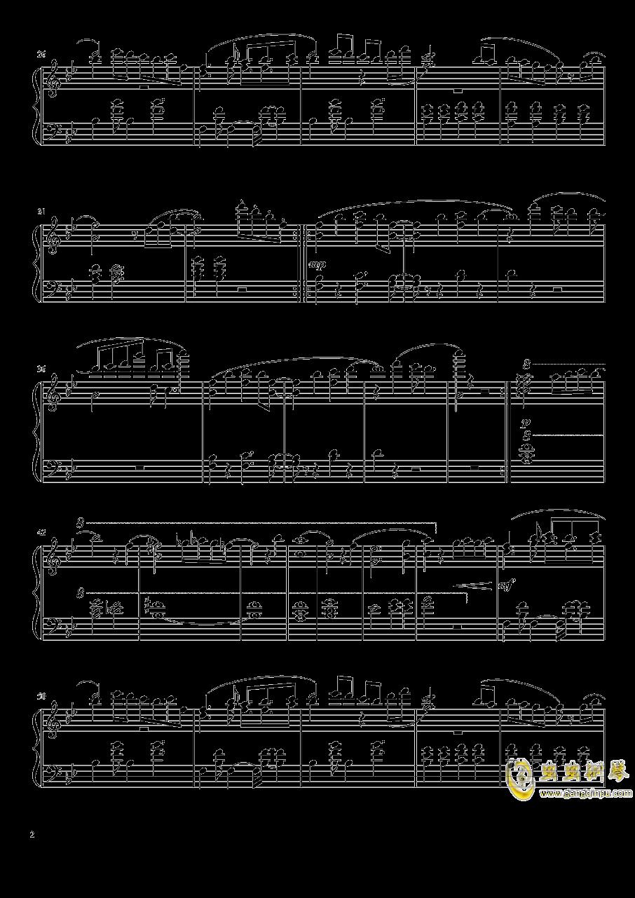 Miracle∞Hinacle钢琴谱 第2页