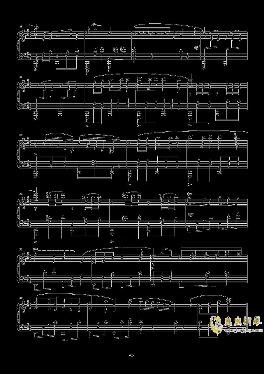 玩具城钢琴谱 第2页