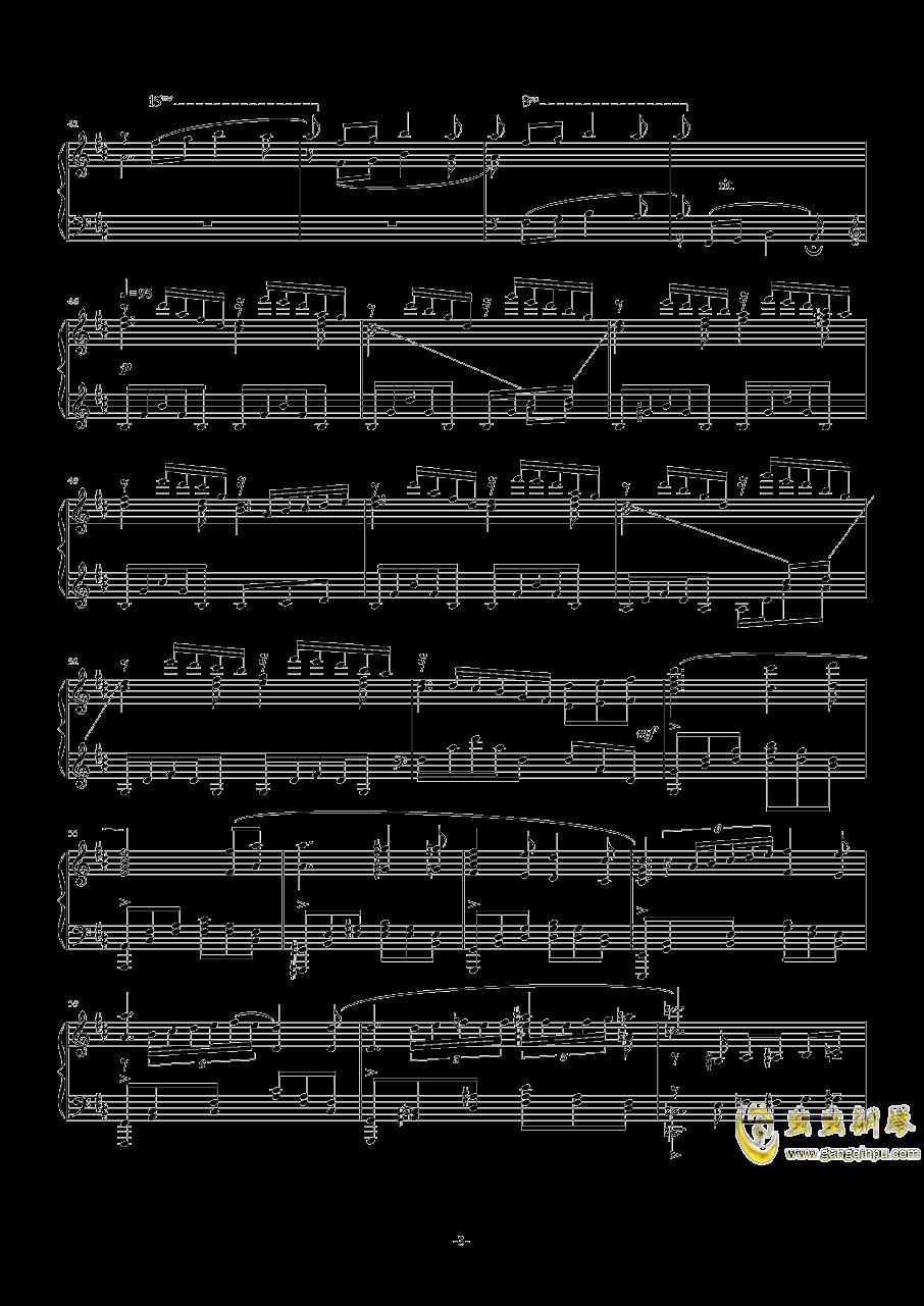 玩具城钢琴谱 第3页