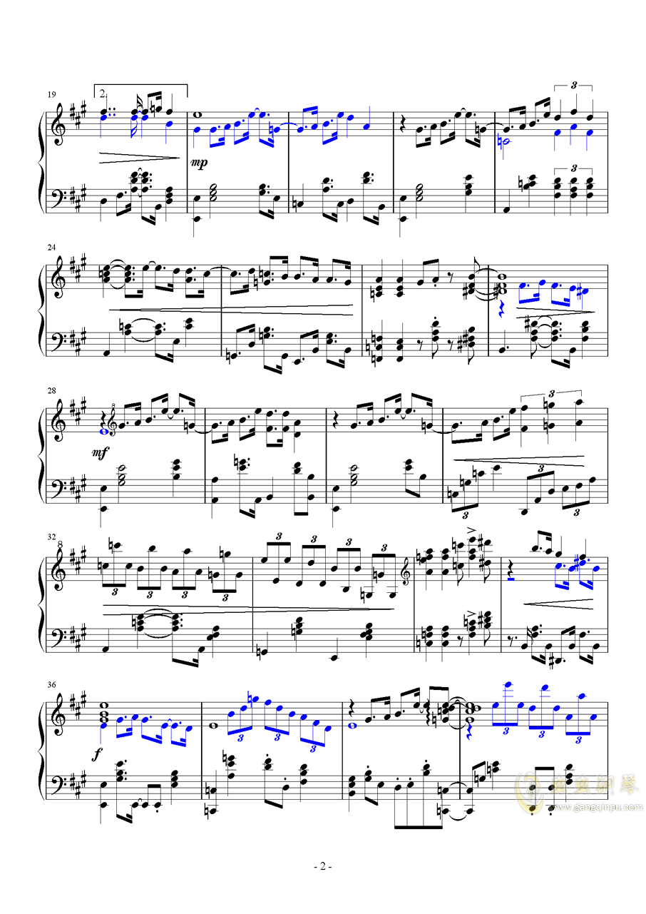 空島主題曲ag88环亚娱乐谱 第2页