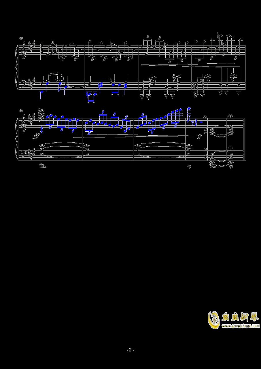空島主題曲ag88环亚娱乐谱 第3页