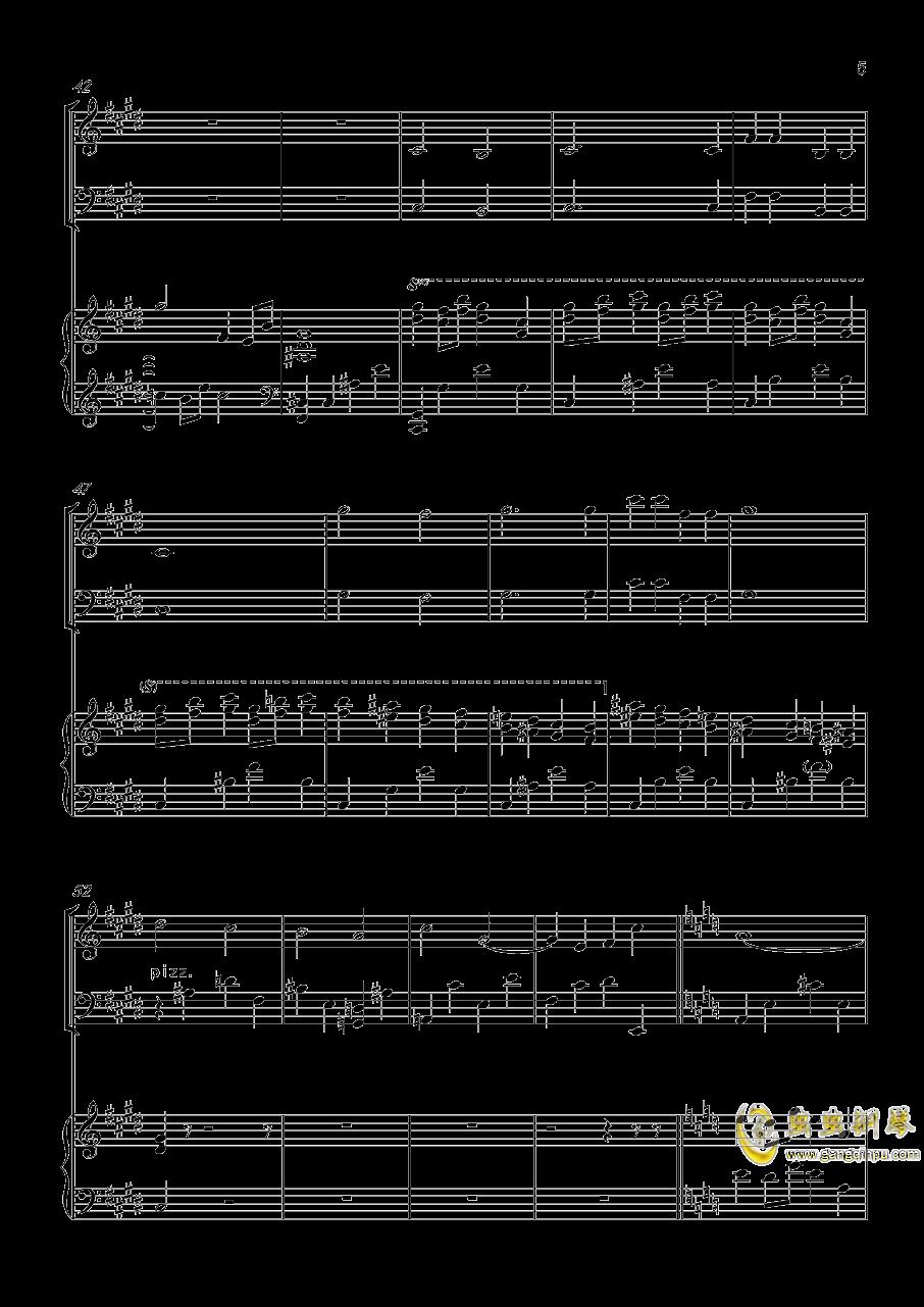 piano trio-lbg�琴�V 第5�