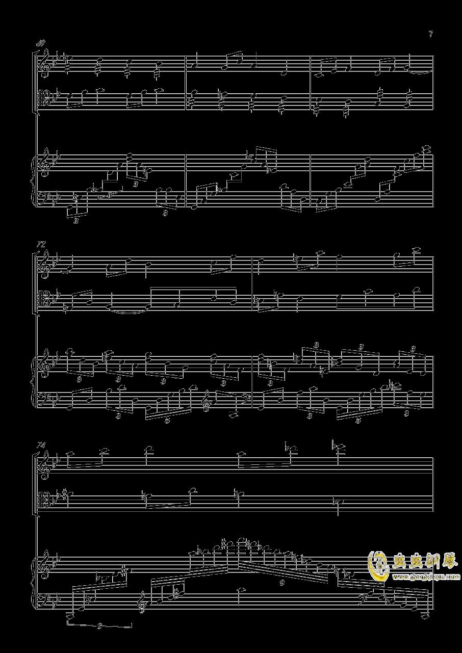 piano trio-lbg钢琴谱 第7页
