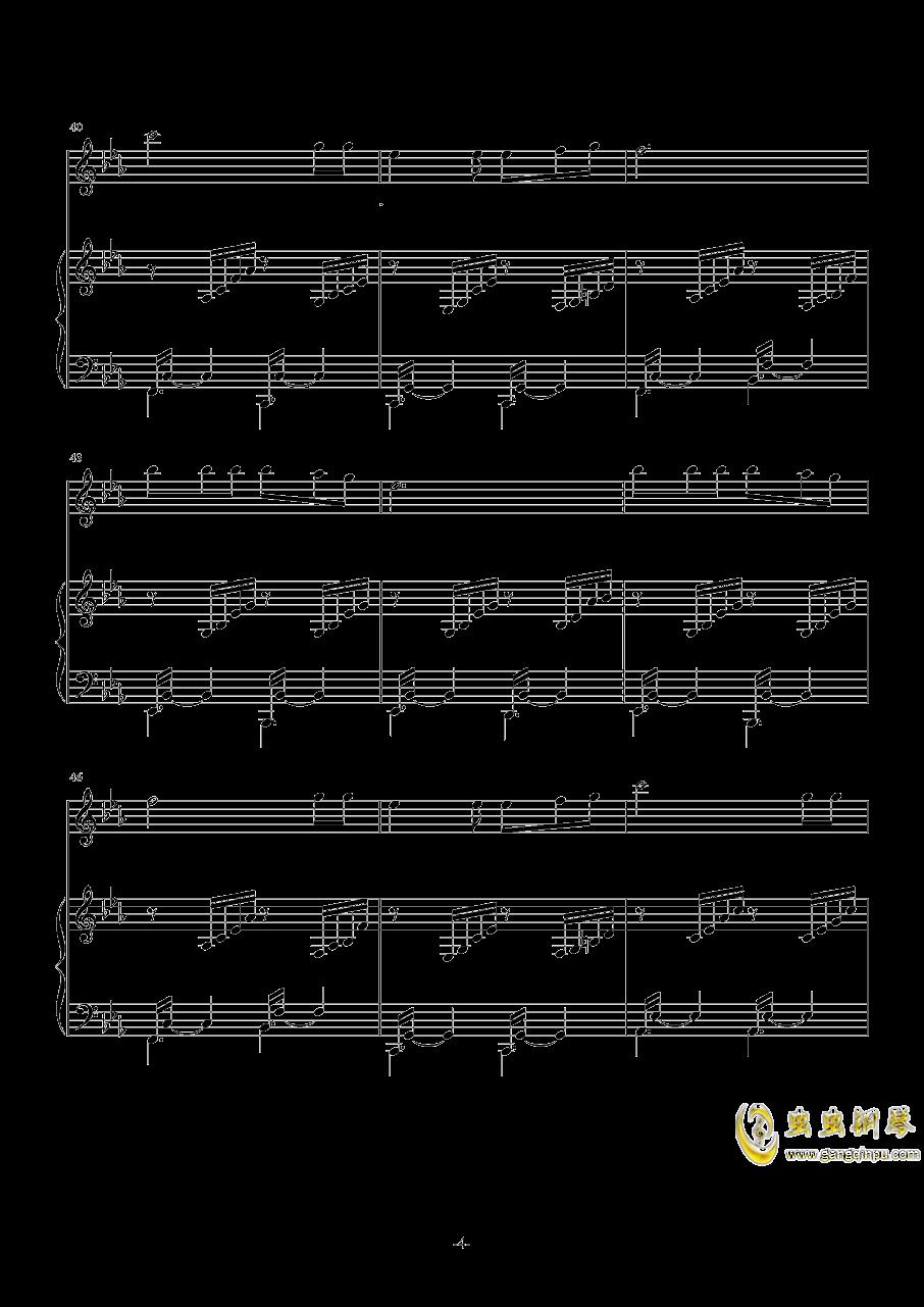 琴巢之歌ag88环亚娱乐谱 第4页