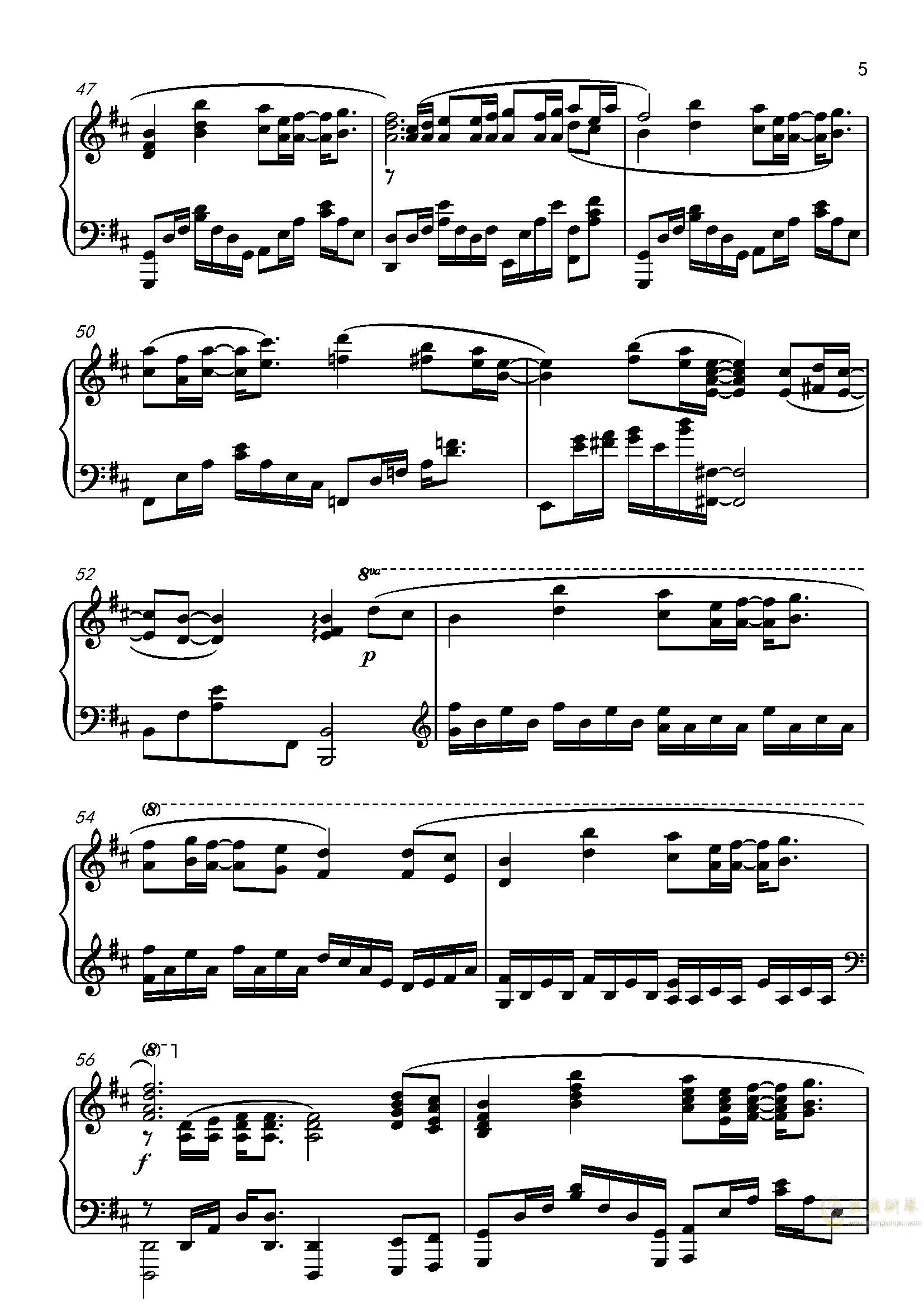 九张机ag88环亚娱乐谱 第5页