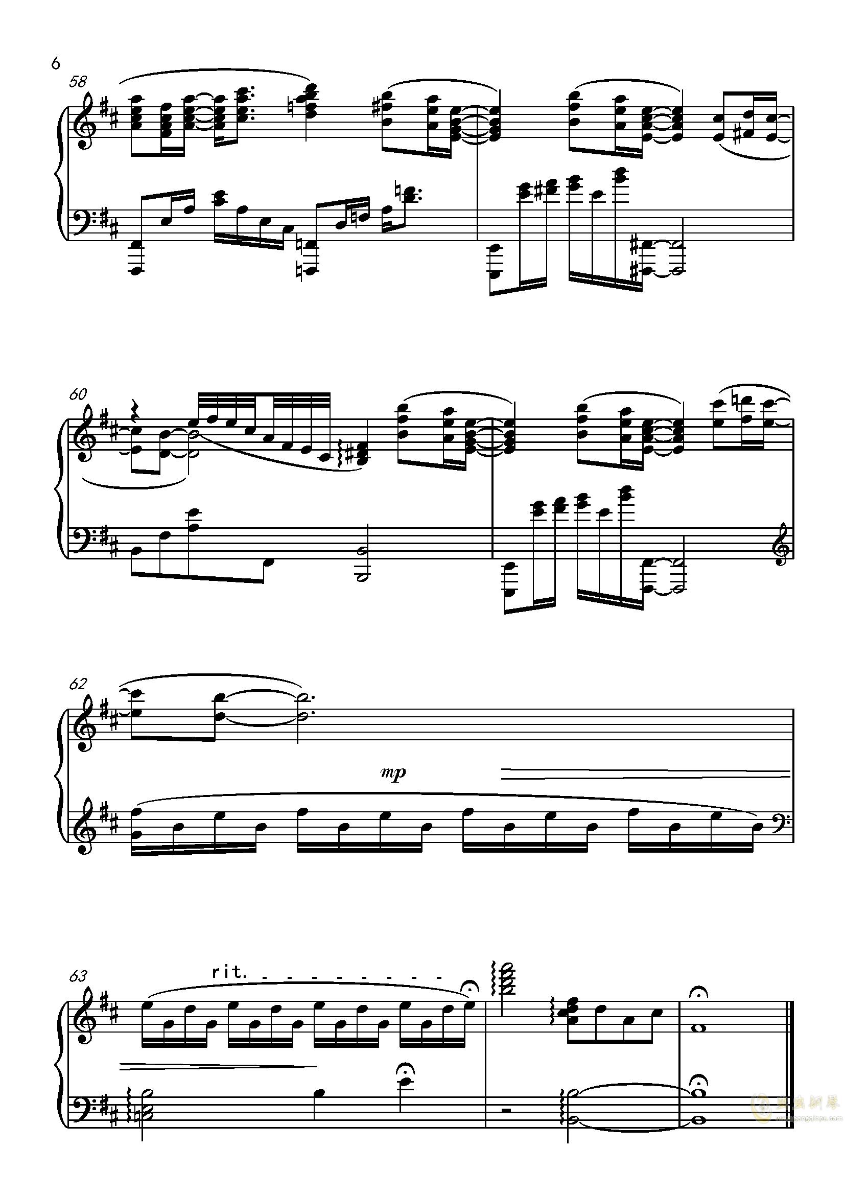 九张机ag88环亚娱乐谱 第6页