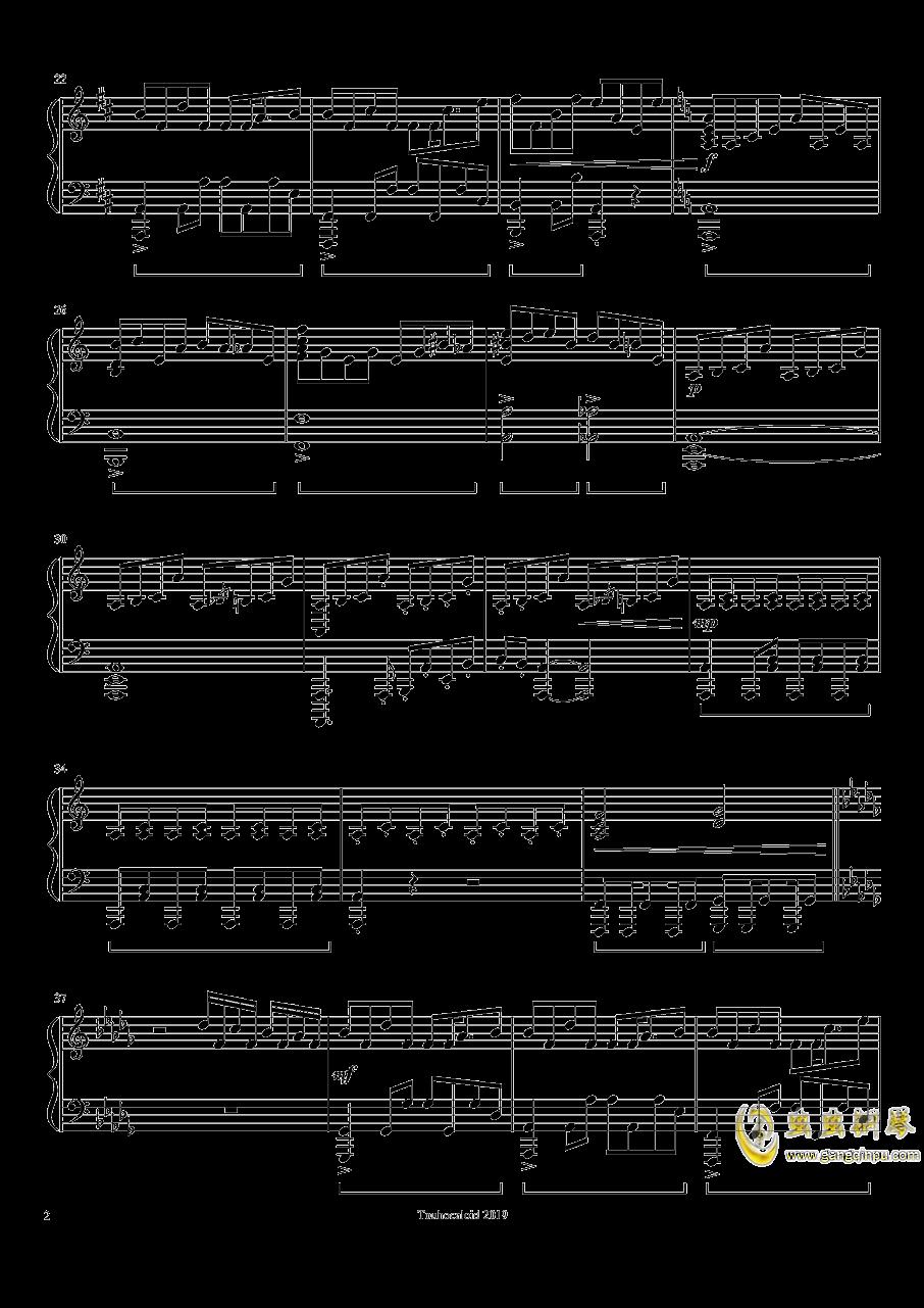 Jelly Stone钢琴谱 第2页