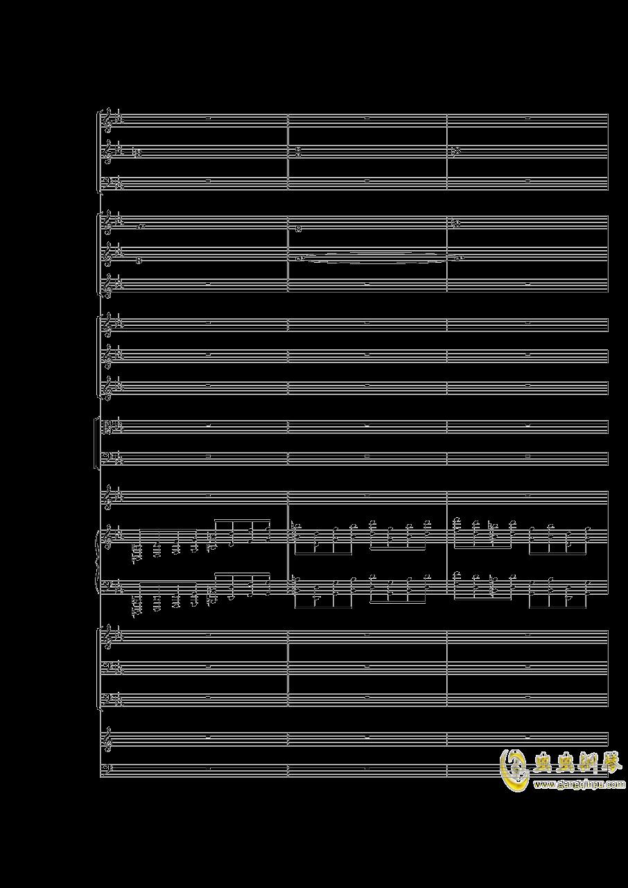 Piano Concerto No.3 in E Flat minor,I.ag88环亚娱乐谱 第24页