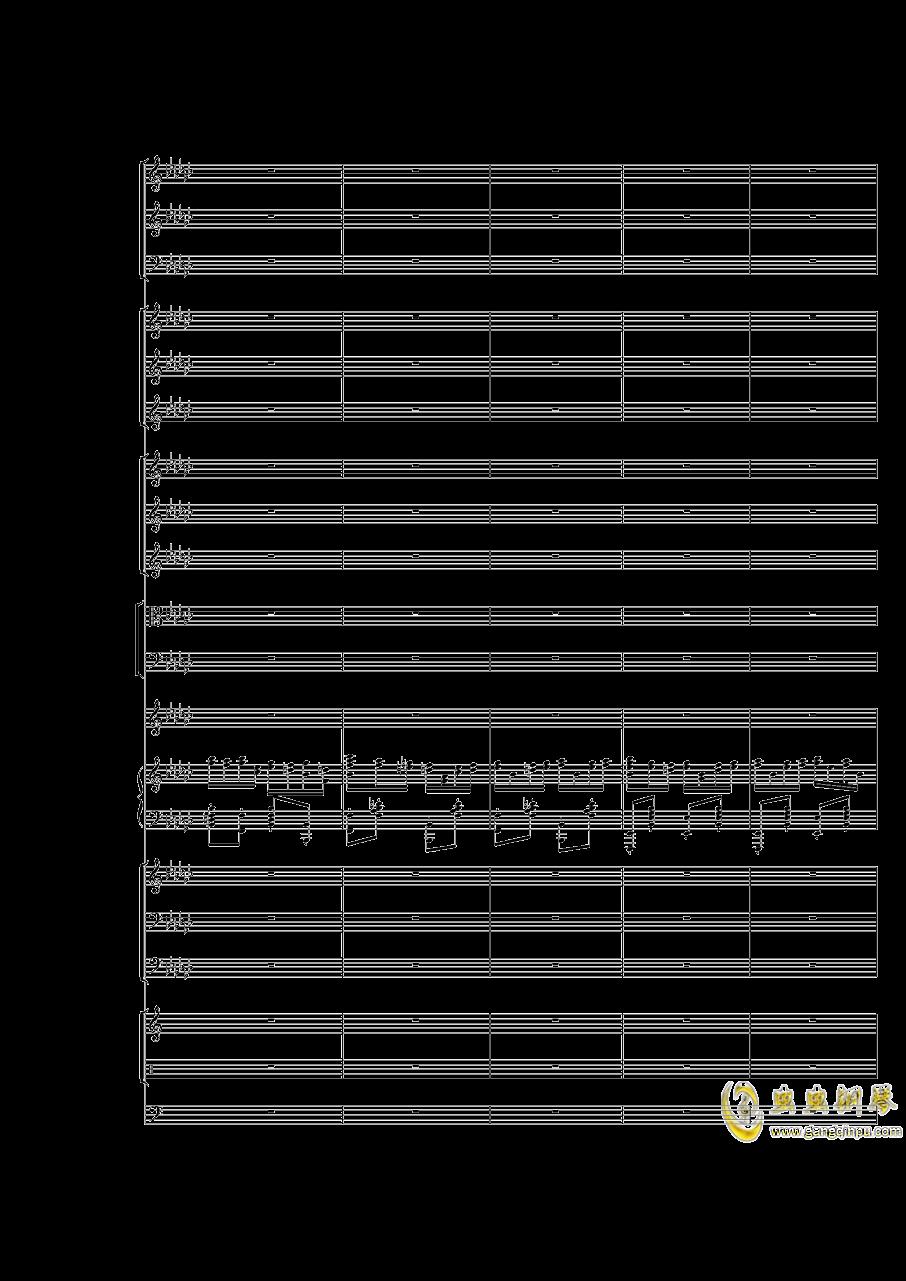 Piano Concerto No.3 in E Flat minor,I.ag88环亚娱乐谱 第30页