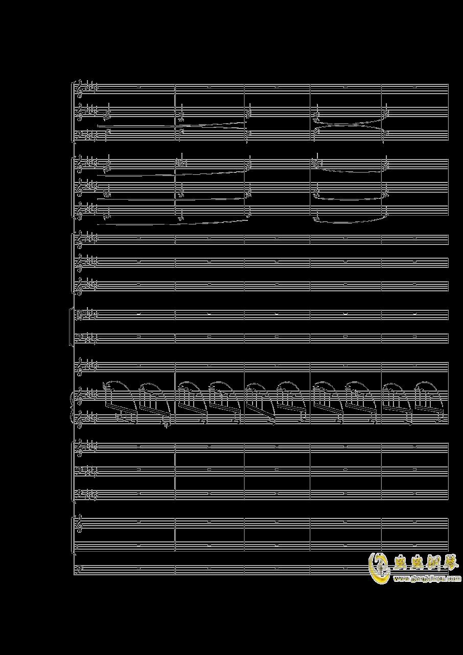 Piano Concerto No.3 in E Flat minor,I.ag88环亚娱乐谱 第33页