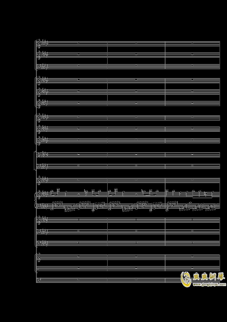 Piano Concerto No.3 in E Flat minor,I.ag88环亚娱乐谱 第37页