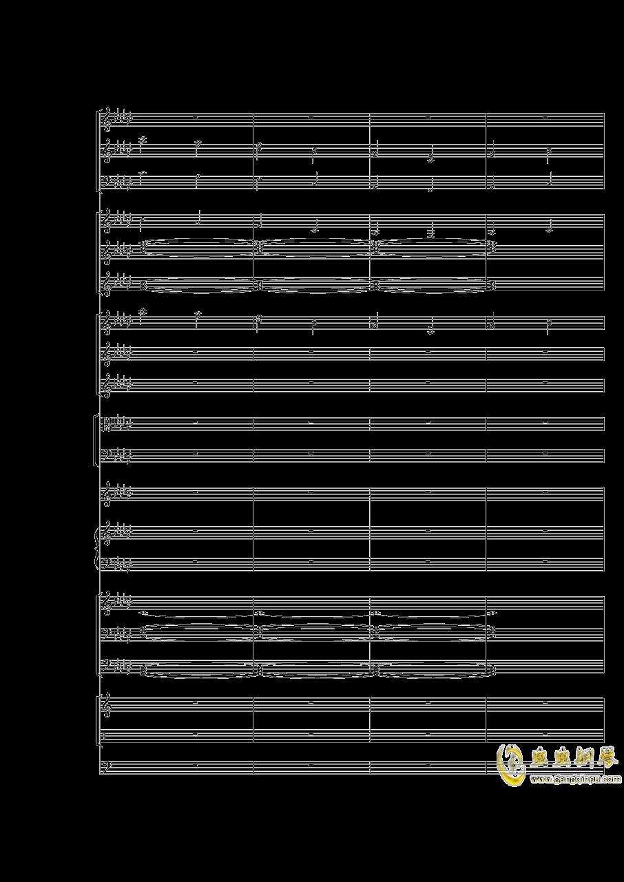 Piano Concerto No.3 in E Flat minor,I.ag88环亚娱乐谱 第43页