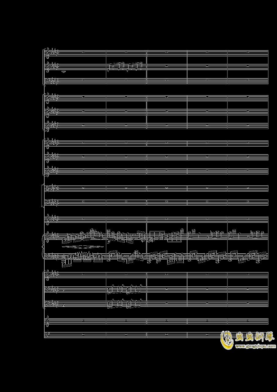 Piano Concerto No.3 in E Flat minor,I.�琴�V 第6�