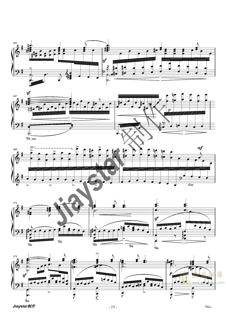伏尔塔瓦河ag88环亚娱乐谱 第20页